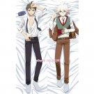 Danganronpa Anime Dakimakura Nagito Komaeda Hugging Body Pillow Case Cover