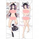 Demon Slayer Shinobu Kochou Anime Girl Dakimakura Hugging Body Pillow Cover Case