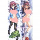 Nakano Miku The Quintessential Quintuplets Anime Dakimakura Body Pillow Case 2