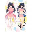 And You Thought There is Never a Girl Ako Tamaki Dakimakura Pillow Cover Case