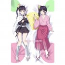 Demon Slayer Dakimakura Tsuyuri Kanao Anime Girl Hugging Body Pillow Case Cover
