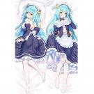 アズールレーン Azur Lane Neptune Anime Girl Dakimakura Hugging Body Pillow Case Cover