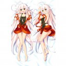 Urara Meirochou Chiya Anime Girl Dakimakura Hugging Body Pillows Case Cover