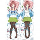 The Quintessential Quintuplets Nakano Miku Dakimakura Anime Body Pillows Cover
