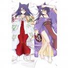 Konohana Kitan Satsuki Anime Girl Dakimakura Hugging Body Pillow Case Cover