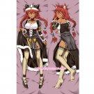 Overlord Lupusregina Beta Anime Girl Dakimakura Hugging Body Pillow Case Cover