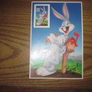 Bugs Bunny Stamp-Mint