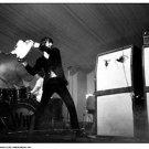 The Who Pete Townshend Smashing Guitar  Poster