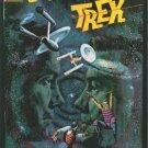 Star Trek Gold Key Comics Kirk vs Kirk Embossed Metal Tin Sign