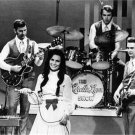Loretta Lynn Early Years Live On Stage 8x10 Glossy Photo
