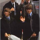 The Beatles London Airport 1964 Poster 24x36