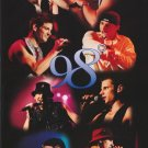 98 Degrees Collage 1999  Poster 24x36