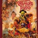 Muppet Movie Treasure Island 1996 Poster 23x35