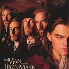 The Man In The Iron Mask Leonardo Di Caprio 1998 Poster 24x36