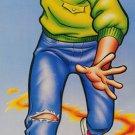Archie Comics Archie On Skateboard 1987  Door Poster 26x72