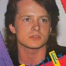 Michael J Fox 1986 Portrait Poster 24x35