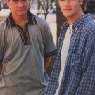 Dawson's Creek  James Van Der Beek & Joshua Jackson 1998 Poster 23x35