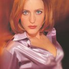 Gillian Anderson X-Files Skully Poster 24x34