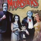 The Munsters 1960's TV Show Poster 22x34