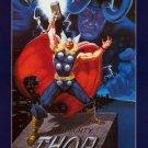 Thor 1989 Marvel Comics Poster 23x28