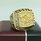 1997 Denver Broncos super bowl Championship Ring 11 Size With wooden box