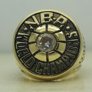 1975 Golden State Warriors NBA championship ring 8-14S with wooden box