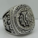 2015 Chicago Blackhawks stanely cup championship ring TOEWS SOLID with wooden box