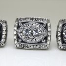 One Sets 3PCS 1976 1980 1983 Oakland Raiders super bowl Rings 11S high quality in stock