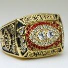 1987 Washington Redskins super bowl Championship Ring 11 Size