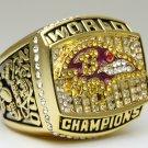 2000 Baltimore Ravens super bowl Championship Ring 11 Size