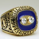 1973 Miami Dolphins super bowl Championship Ring 11 Size