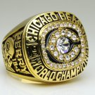 Promation sales 1985 Chicago Bears super bowl Championship Ring 11 Size