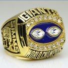 1990 New York Giants super bowl Championship Ring 11 Size