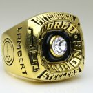 1974 Pittsburgh Steelers super bowl Championship Ring 11 Size