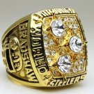 1978 Pittsburgh Steelers super bowl Championship Ring 11 Size