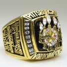 2005 Pittsburgh Steelers super bowl Championship Ring 11 Size