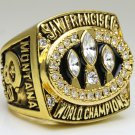 1988 San Francisco 49ers super bowl Championship Ring 11 Size