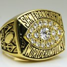 1981 San Francisco 49ers super bowl Championship Ring 11 Size