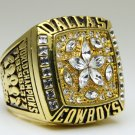 1995 Dallas Cowboys super bowl Championship Ring 11 Size