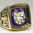 1970 Baltimore Colts super bowl Championship Ring 11 Size