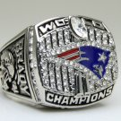 Promotion sale 2001 New England Patriots super bowl Championship Ring 11 Size