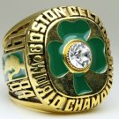 1984 Boston Celtics Basketball NBA Championship Ring 10 Size
