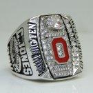 2014-2015 Ohio State Buckeyes Big Ten College championship ring 8-14S