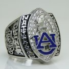 2010 University of Auburn Tigers NCAA Basketball Championship ring size 11 US Alloy solid back heavy