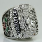 2010 Chicago BlackHawks Stanley Cup Championship ring 11 Size Alloy solid back heavy one