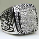 2003 San Antonio Spurs Basketball NBA Championship Ring Duncan name 10 Size