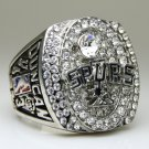 2005 San Antonio Spurs Basketball NBA Championship Ring Duncan name 10 Size