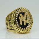 1998 New York Yankees world series Championship Ring Name Jeter 11 Size