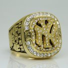 1999 New York Yankees world series Championship Ring Name Jeter 11 Size
