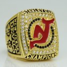 2003 New Jersey Devils Hockey Stanley Cup championship ring 11 Size